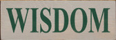 Shown in Old Putty with Green lettering