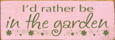 Shown in Old Baby Pink with Moss lettering