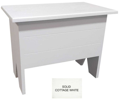 small storage bench 2u0027 long