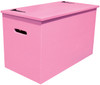 Shown in Solid Pink