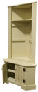 Shown in Old Cream with Beadboard doors and coordinating #54 Corner Locker (sold separately)