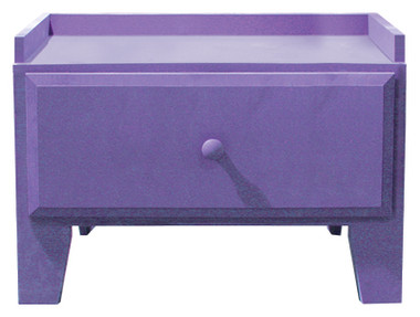 Shown in Solid Purple