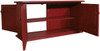 Shown in Old Red with shelf