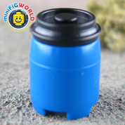 BI120 Plastic Drum Blue