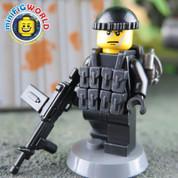 Lego compatible Minifigure Gunner