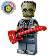 Lego Minifigure Monster Rocker