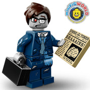 Lego Minifigure Zombie Businessman