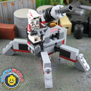 Lego Star Wars Elite Clone Trooper and Cannon