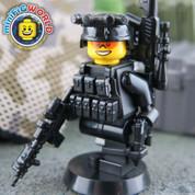 SpecOps LEGO compatible Minifigure