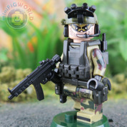 Chappy LEGO compatible Minifigure