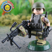 SAW LEGO compatible Minifigure