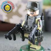 PEAS LEGO compatible Minifigure