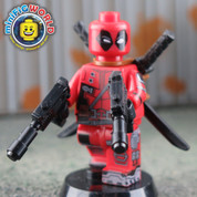 Deadpool LEGO compatible Minifigure