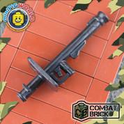 Panzerschreck LEGO minifigure compatible Rocket Launcher