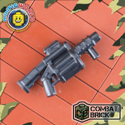 MGL-140 LEGO minifigure compatible Grenade Launcher
