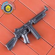 M1A1 Thompson LEGO minifigure compatible Submachine gun