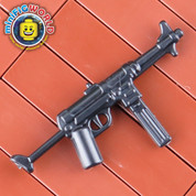 MP40 LEGO minifigure compatible Submachine gun