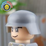 M37 Stahlhelm LEGO Minifigure compatible Helmet