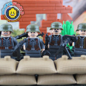 AXIS WW2 LEGO compatible Minifigures Set