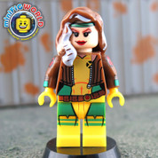 Marvel X-Men Rogue LEGO compatible Minifigure