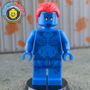 Marvel Raven Mystique LEGO compatible Minifigure