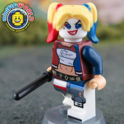 DC Harley Quinn LEGO compatible Suicide Squad Minifigure