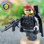Brodie Sarge Munro 2 LEGO compatible Minifigure