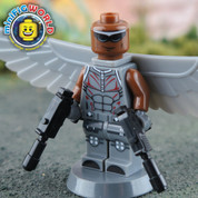 Marvel Falcon LEGO compatible Minifigure