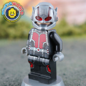 Marvel Antman LEGO compatible Minifigure