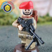 Corporal Dunn LEGO compatible Minifigure