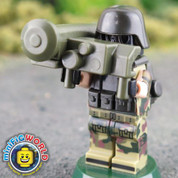 Javelin Trooper LEGO compatible Minifigure