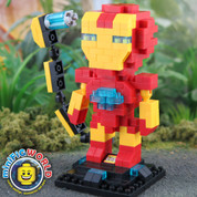 Ironman Nano Blocks Build-able Figure