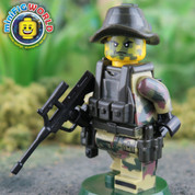 ADF LEGO compatible Minifigure Soldier