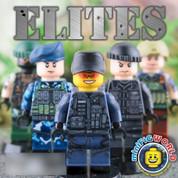 Elites Modern Military LEGO compatible 5 Minifigure set