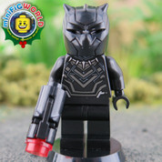 Marvel Black Panther LEGO compatible Minifigure