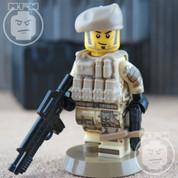 Cross LEGO compatible Minifigure Soldier