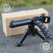 Vickers LEGO minifigure compatible Machine Gun