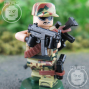 Merc for hire Elite LEGO compatible Minifigure Soldier