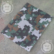 Jungle Camo Cloth LEGO minifigure compatible