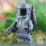 Jump Jet Trooper LEGO Minifigure