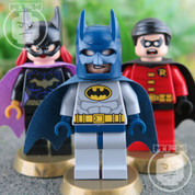 LEGO DC Super Heroes 3 Minifigure Set 1