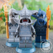 LEGO Atlantis 3 Minifigure Set 2