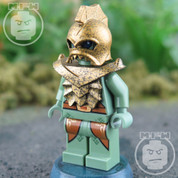 LEGO Atlantis Portal Emperor Minifigure