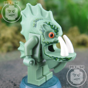 LEGO Atlantis Baracuda Warrior Minifigure