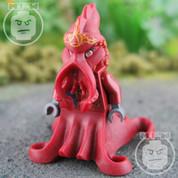 LEGO Atlantis Squid Warrior Minifigure