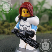 Female Clone Trooper LEGO Star Wars compatible Minifigure