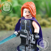 Mara Jade Skywalker LEGO Star Wars compatible Minifigure