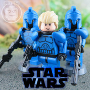 LEGO Star Wars Custom Senate Commandos 3 Minifigure Set