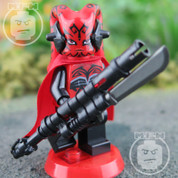 Deadly Twelk Custom LEGO Star Wars compatible Minifigure