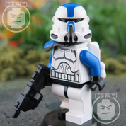 Commando Trooper LEGO Star Wars Minifigure